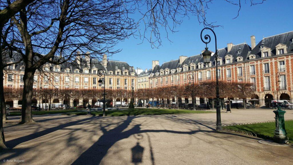 Bonne Qualité Place Des Vosges 2 2